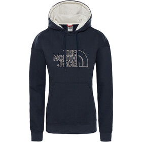 The North Face Light Drew Peak Hoodie Damen urban navy